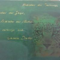 2016 Leopard Acryl