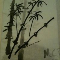 Bambus-web